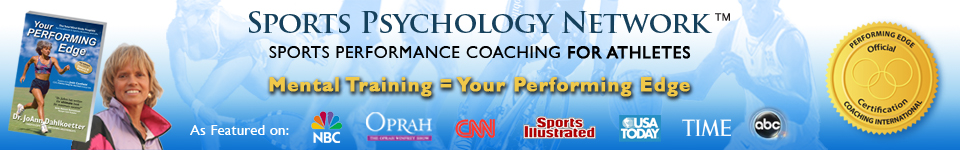 Sports Psychology Coaching Mental Performance Network